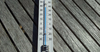 40 degrés : fortes chaleurs