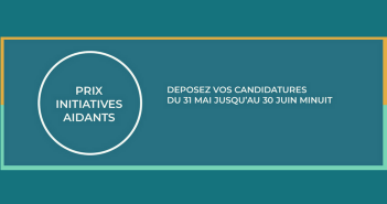 Prix initiative Aidants