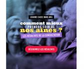 Résultats de la consultation citoyenne : mieux prendre soin de nos aînés