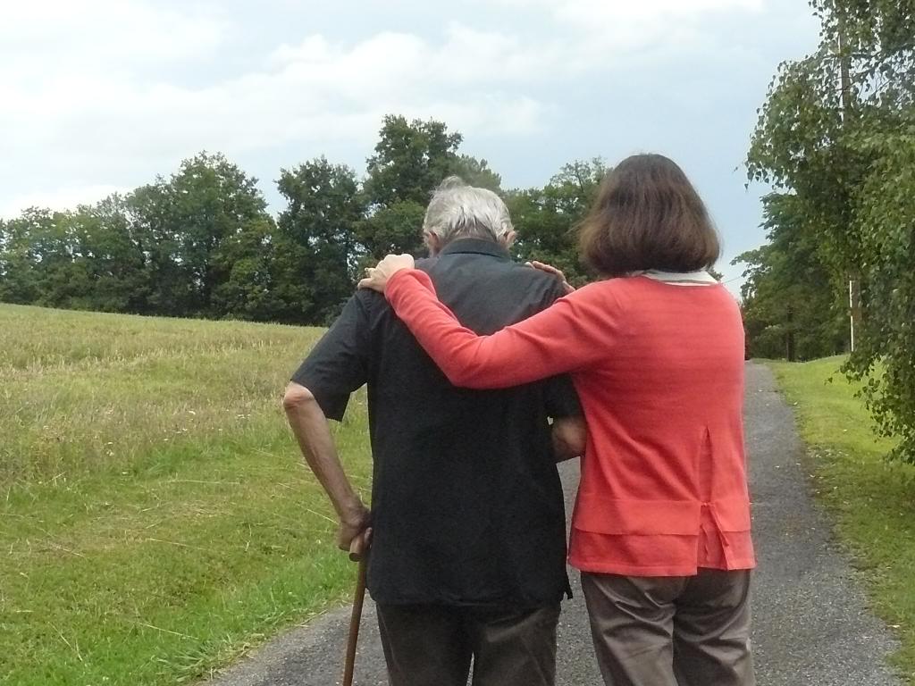 Etre aidant d'un proche âgé