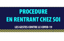 PROCEDURES CIVID19